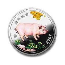 2007 horoscopo chino cerdo: